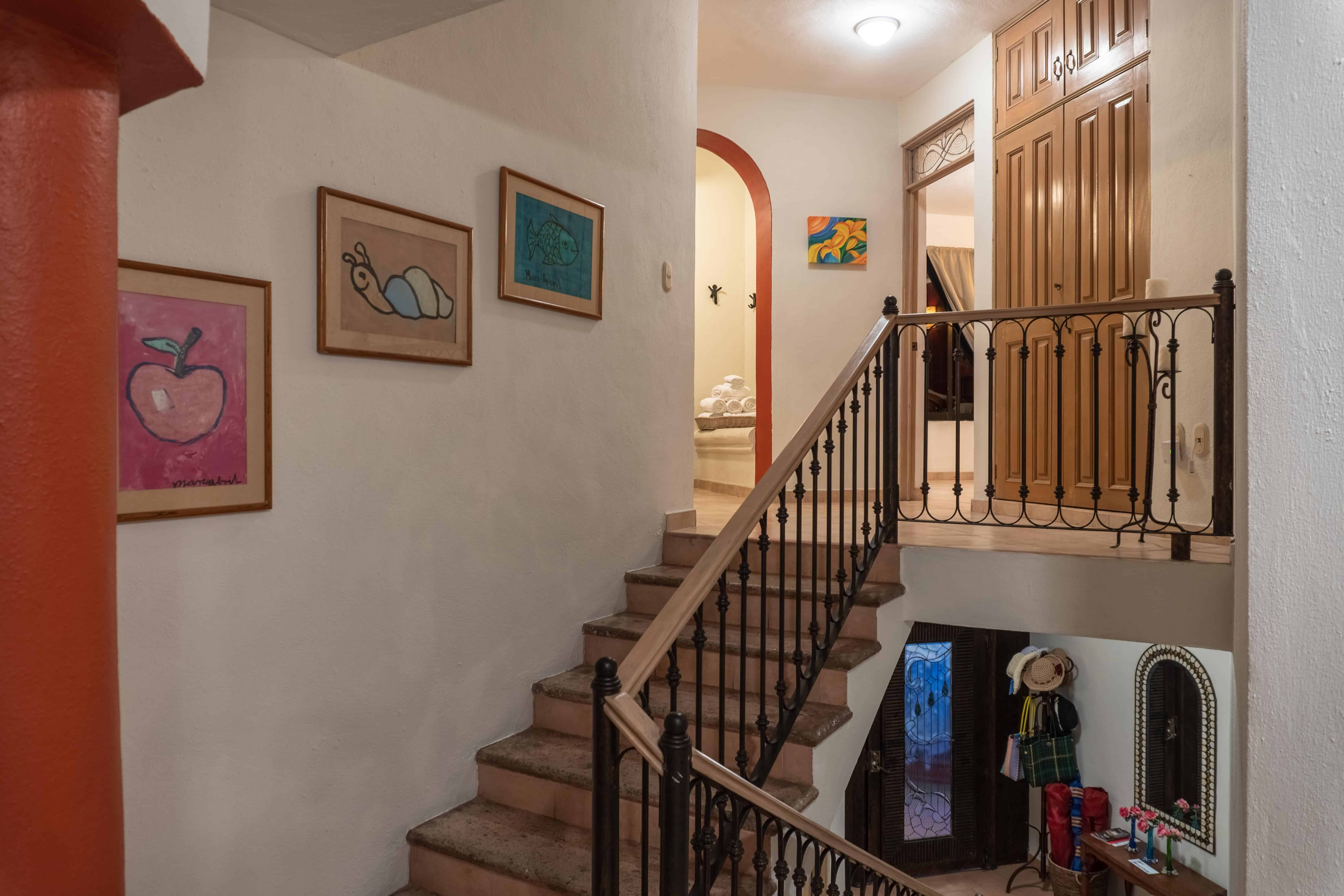 25 Escaleras